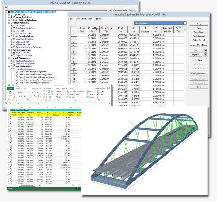 Features | Structural Analysis and Design | SAP2000
