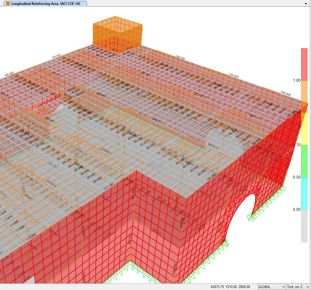 Recent Enhancements Sap2000 Case Ih 885 Wiring Schematic New International Frame Design Codes