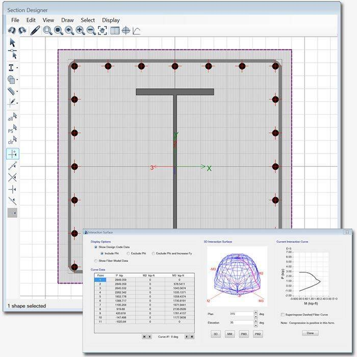 Features | Building Analysis and Design | ETABS