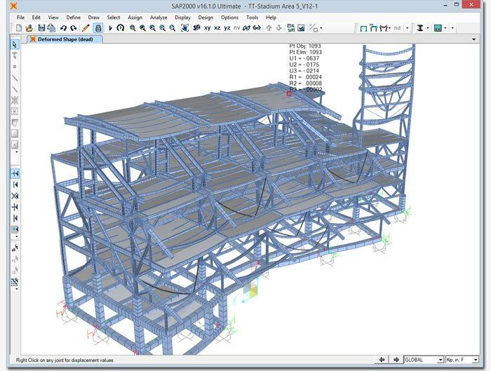 SAP2000 INTEGRATED STRUCTURAL ANALYSIS AND DESIGN | Công ty