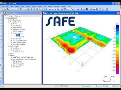 Concrete Slab And Foundation Design Software Safe