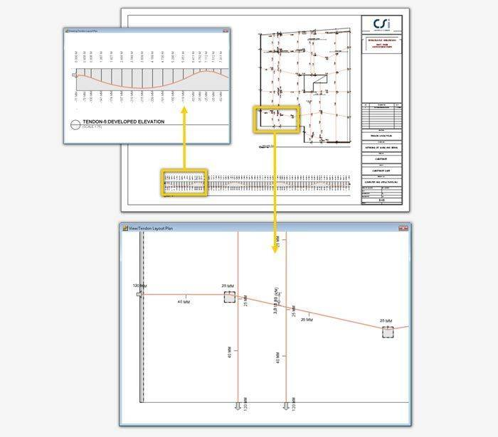 Features concrete slab and foundation design safe for How to read foundation blueprints