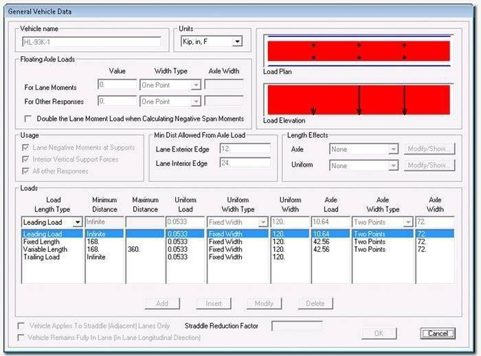 Features   Bridge Analysis  Design and Rating   CSiBridge